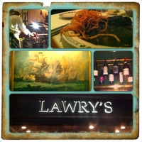 Photo taken at Lawry's The Prime Rib by Matty R. on 9/21/2012