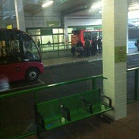 Photo taken at Broadmarsh Bus Station by Andrea on 12/18/2012