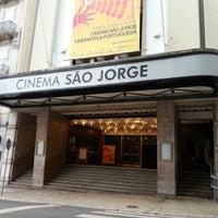 Foto tirada no(a) Cinema São Jorge por David P. em 11/20/2012