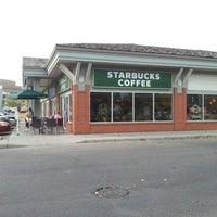 Photo taken at Starbucks by Jeremy C. on 10/1/2012