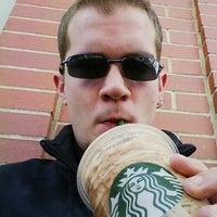 Photo taken at Starbucks by Jeremy C. on 4/21/2014
