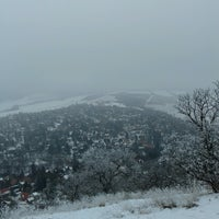 1/28/2017 tarihinde Zsófia A.ziyaretçi tarafından Oszoly-csúcs'de çekilen fotoğraf