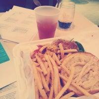Photo taken at Cafe Edens by Franka O. on 11/19/2012