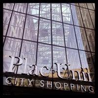 10/12/2013 tarihinde Pawel S.ziyaretçi tarafından Plac Unii City Shopping'de çekilen fotoğraf