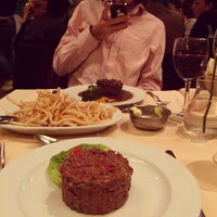 Photo taken at Tartare by Lea V. on 3/7/2014