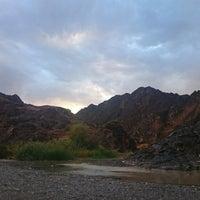 Photo taken at Wadi al Khoudh by Turki F. on 11/8/2014
