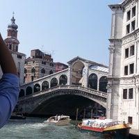 Photo taken at Mercato di Rialto by Gian Nicola C. on 7/2/2013
