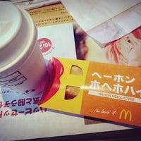 10/7/2017にRyo T.がマクドナルド 鈴鹿中央通り店で撮った写真