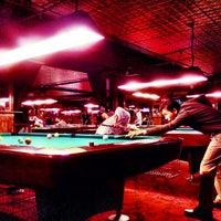 Photo taken at Amsterdam Billiards & Bar by Jonathan V. on 4/20/2013