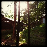 Photo taken at Hale Scout Reservation by Skyler S. on 6/7/2013