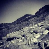 Photo taken at Luesia by Pablo B. on 12/7/2013