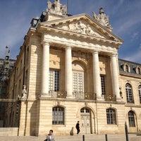 10/6/2012にNickがPalais des Ducs et des États de Bourgogne – Hôtel de ville de Dijonで撮った写真