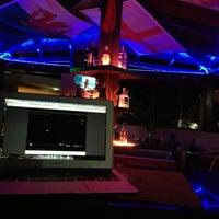 Photo taken at The Hutch Bar by Vladislava K. on 7/30/2013