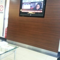 Photo taken at Affin Bank by محمد عبد الله ا. on 10/31/2012