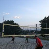Photo taken at ASKÖ Sportzentrum Schmelz by Steno on 7/18/2013