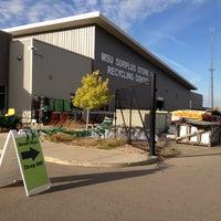 Photo taken at MSU Surplus Store by Joel H. on 10/9/2012