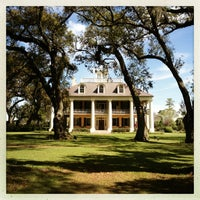 Photo taken at Houmas House Plantation and Gardens by Trevor H. on 4/6/2013