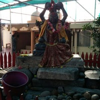 Photo taken at Fremont Hindu Temple by Sahil M. on 1/4/2015