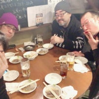 1/15/2017にエレクトリカルずびびが新宿ホルモンで撮った写真