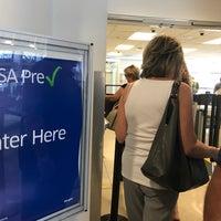 Photo taken at TSA Passenger Screening by Darrin T. on 9/3/2017