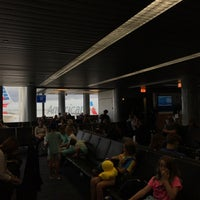 Photo taken at Gate H15 by Darrin T. on 7/14/2017