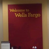Photo taken at Wells Fargo by Aaron H. on 3/12/2014