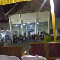 Photo taken at Taman Budaya Padang by Haddad S. on 4/20/2017
