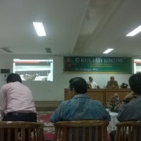 Photo taken at Perpustakaan Pusat Unand by Haddad S. on 3/20/2017