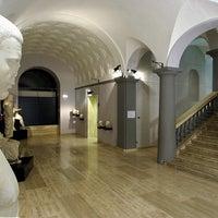Photo taken at museo Archeologico Nazionale d'Abruzzo - Villa Frigerj by YourAbruzzo on 5/24/2013
