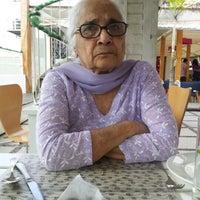 Photo taken at Spiga by Gayatri V. on 12/30/2012