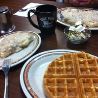 Photo taken at Chuck Wagon Restaurant by Aida on 10/31/2012