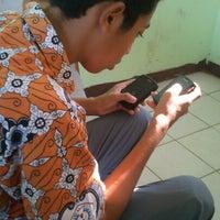 Photo taken at SMK Negeri 1 Kota Bekasi by Agus M. on 10/25/2012