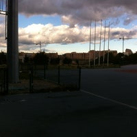 Photo taken at Universidad Rey Juan Carlos (Campus Fuenlabrada) by Ivan on 2/8/2013