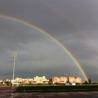 Photo taken at Universidad Rey Juan Carlos (Campus Fuenlabrada) by Ivan on 3/22/2013