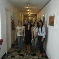 Photo taken at Museu de Imagens do Inconsciente by Fabiana M. on 6/6/2013