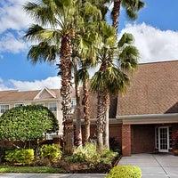Photo taken at Residence Inn Tampa Sabal Park/Brandon by Chris F. on 4/22/2015