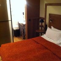 Photo taken at Best Western Santakos Hotel by Vagich on 12/10/2012