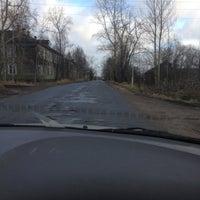 Снимок сделан в Цигломень пользователем Мария Медведкова 10/22/2012