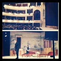 Photo taken at Lesya Ukrainka Theater of Russian Drama by Stan A. on 2/16/2013