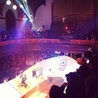 Photo taken at Red Bull Mini Drome by intervenue by Marshall T. on 3/24/2013