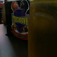 Photo taken at Touchdown Burger & Wings by Everton S. on 1/19/2014