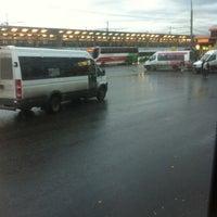Снимок сделан в Автостанция «Выхино» пользователем Фатимка 10/6/2012