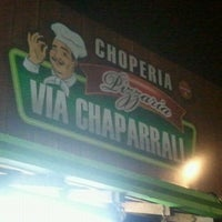 Photo taken at Choperia Chaparrall by Henrique R. on 9/29/2012