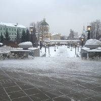 "Photo taken at Бар Гостиницы ""Даниловская"" by Maria S. on 2/11/2013"