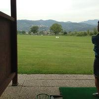 Photo taken at Golf Club by Cristina Francesca on 6/29/2013