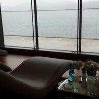 12/31/2013 tarihinde Gamze P.ziyaretçi tarafından Therapia Spa & Fitness'de çekilen fotoğraf