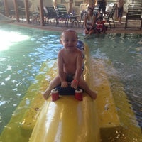 Photo taken at Great Wolf Lodge by Dan on 12/16/2012