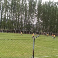 Photo taken at Campo Deportivo Atletico Coinco by Karen R. on 10/20/2012