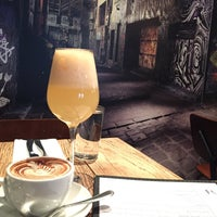 Photo taken at Flinders Lane by Caitlin T. on 3/15/2015