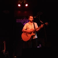 Photo taken at Iron Horse Music Hall by Caitlin T. on 11/21/2013